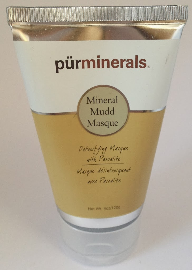 beautyswot pur minerals mineral mudd masque detoxifying. Black Bedroom Furniture Sets. Home Design Ideas