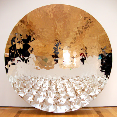 """""""Untitled"""" by Anish Kapoor, High Museum of Art"""