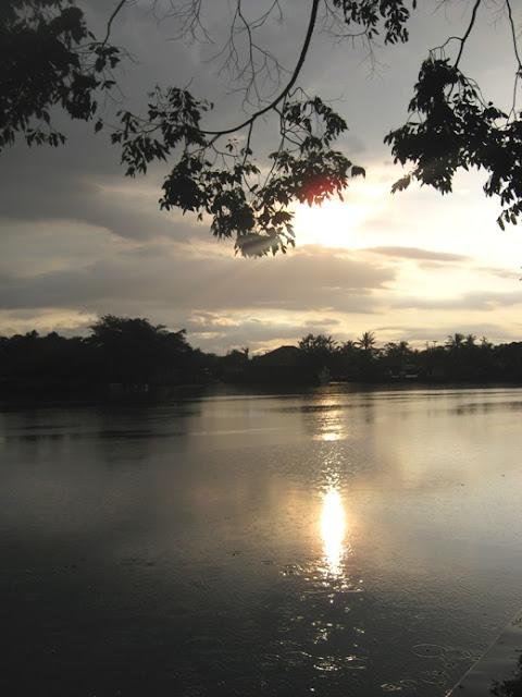 The Gede Lake Bogor