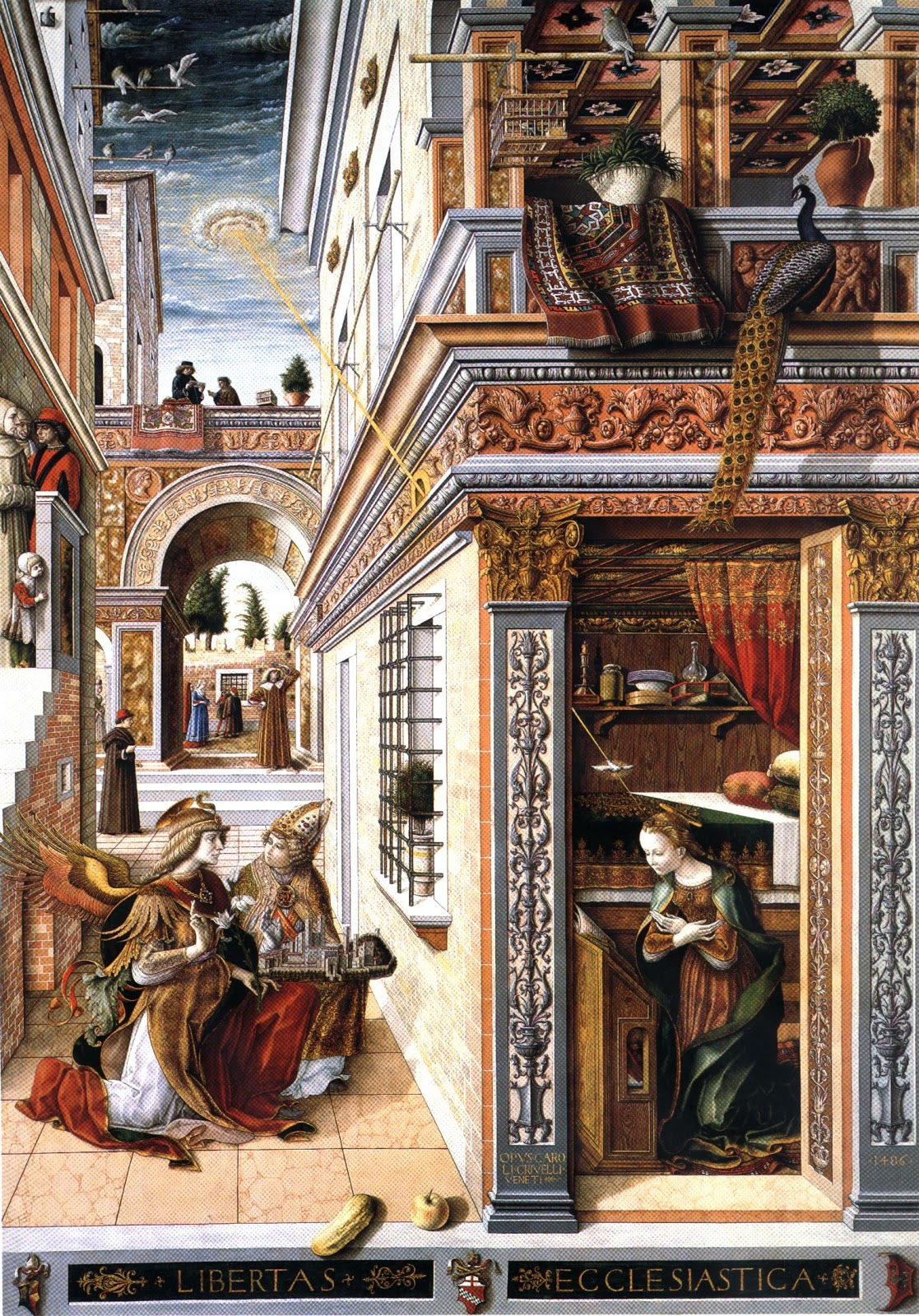Histoire De L Art Dossiers La Perspective En Peinture