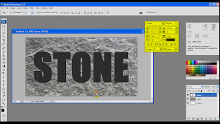 stone text effect in photoshop_04