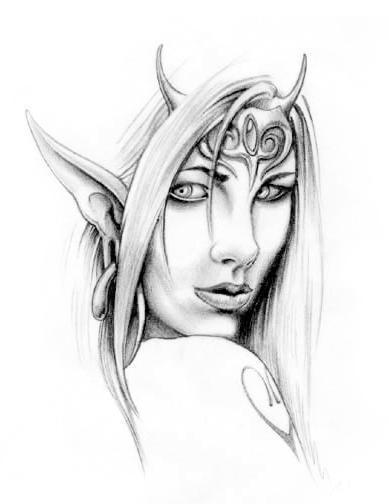 The Black Tattoos Fairy Tattoos