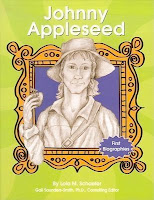 bookcover of JOHNNY APPLESEED by Lola M. Schaefer, Ann Corfman