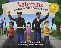 http://www.amazon.com/Veterans-Heroes-Neighborhood-Valerie-Pfundstein/dp/0578135108/ref=pd_sim_b_3?ie=UTF8&refRID=0DR6K1N4PE1B1AM6FYRW
