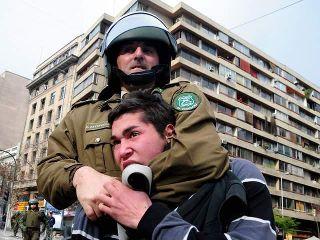 NO MAS VIOLENCIA POLICIAL