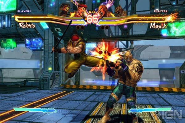 Street Fighter X Tekken (2012) Full Version PC Game Cracked