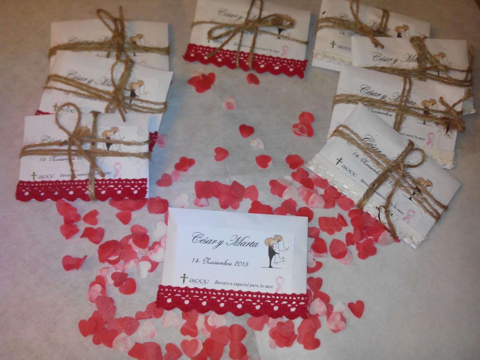 Laumiss especial boda - Aecc regalos boda ...