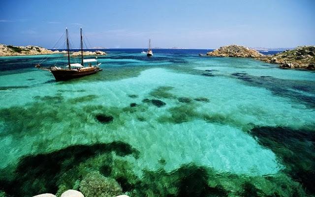 Остров Сардиния Италия