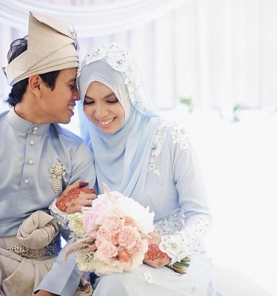 Perkahwinan Blogger Terkenal Cik Epal 06