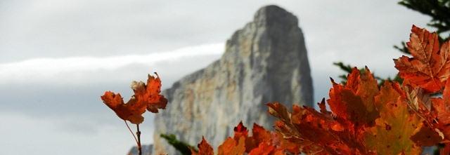 Randonner d'automne en Vercors Trièves