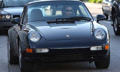 Famous Celebrity And Their Cars Automotive Cars