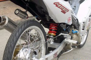 jupiter mx modifikasi Drag Style