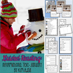 January Guided Reading