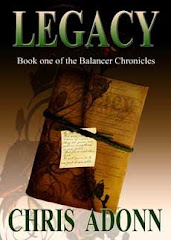 Legacy  - Book One of the Balancer Chronicles