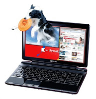 Notebook Toshiba Qosmio F750/02M