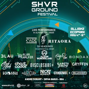 SHVR GROUND FESTIVAL