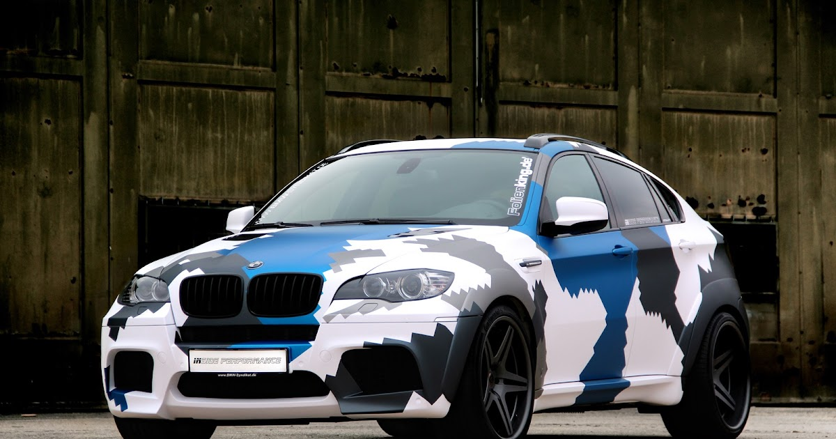All Cars New Zealand Bmw X6 M Stealth By Inside Performance