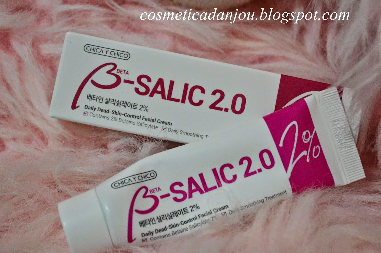 La máscara anti el acné v i cosmetics