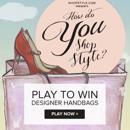 #weshopstyle, shop style game, play to win designer handbags
