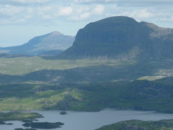 Mountain View- Assynt, Scotland