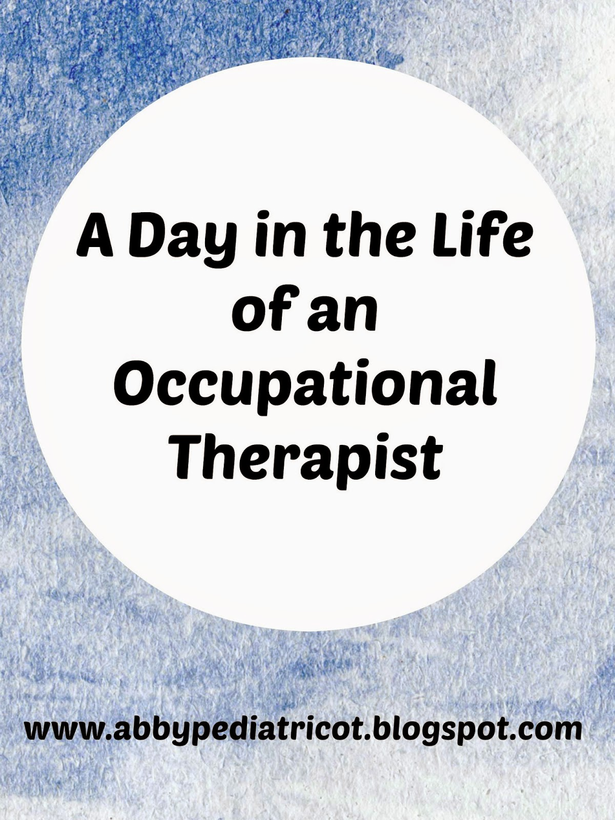 are you interested in learning more about what its like to be an ot then you are in the right place while there is no such thing as a typical day in
