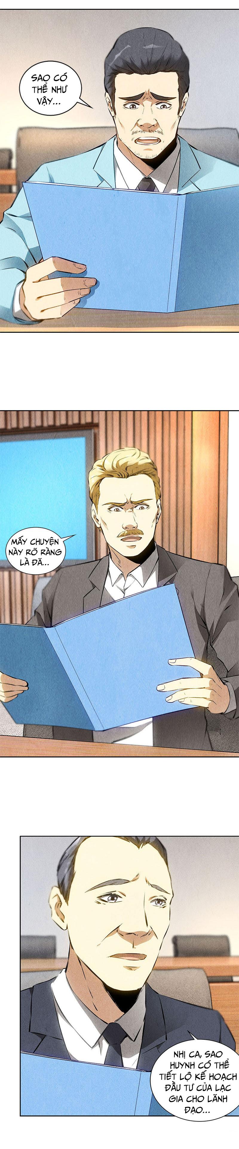 Ta Là Phế Vật chap 110 - Trang 4
