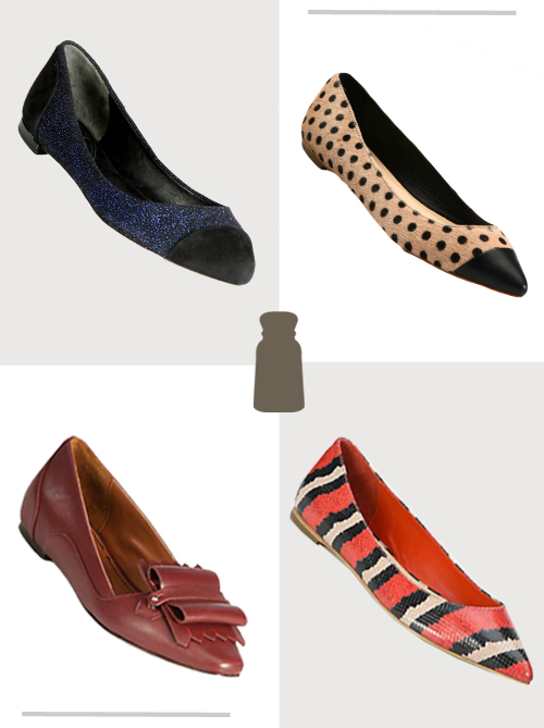 StyleAndPepperBlog.com : : Four to Adore // Flipping for Flats