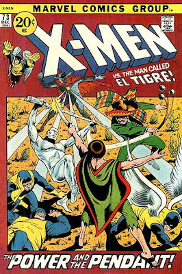 X-Men #73, El Tigre
