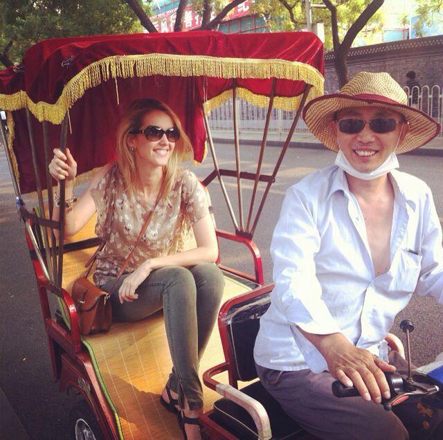 Уик-энд в Пекине