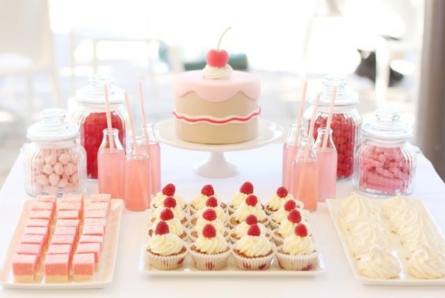 Cupcakes e Sweetness