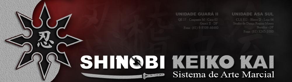 Shinobi Keiko Kai - Sistema de Arte Marcial | Defesa Pessoal | Brasília / DF | Budo, Bugei