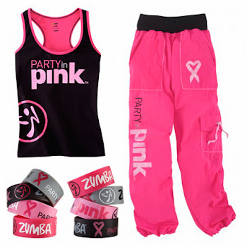 Party in Pink by Zumba