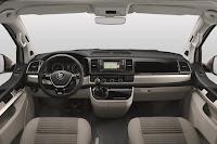 Volkswagen California Ocean (2016) Dashboard