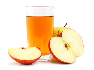 Apple cider vinegar made from apples that are very ripe.