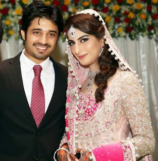 Babar Khan And Sana khan Wedding pics