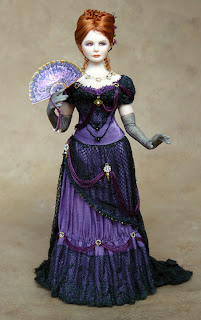 Chantelle Miniature Doll Full View Front