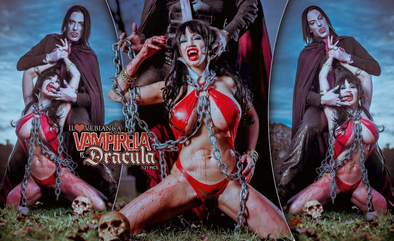 Vampire lady hentai sex scene