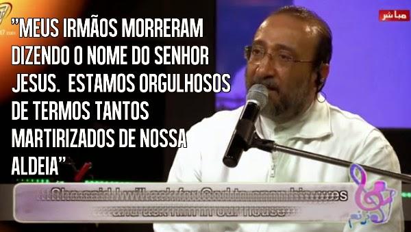 IRMÃO DOS DECAPITADOS CRISTÃOS