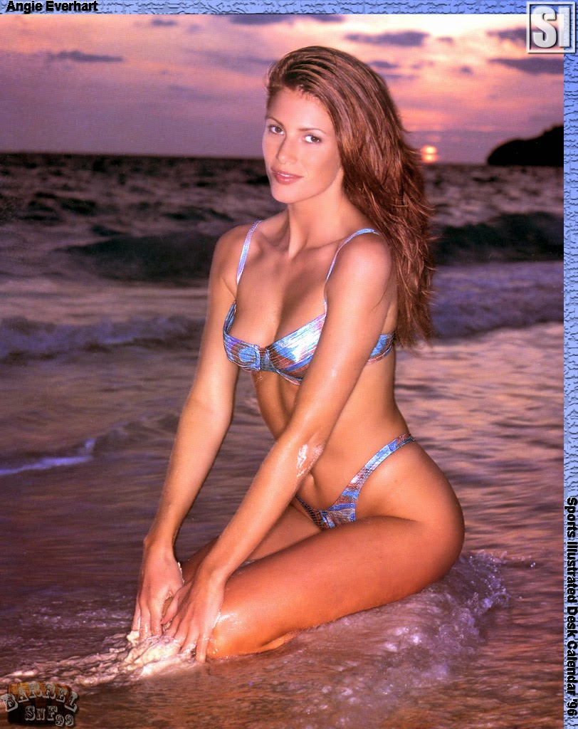 a view from the beach: rule 5 saturday - a is also for angie everhart