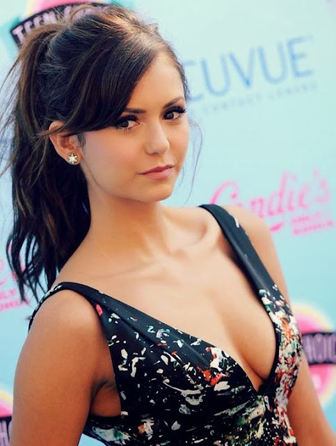 Cool Sexy Nina Dobrev - The Vampire Diaries