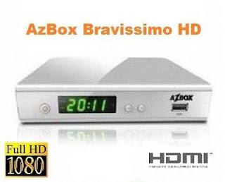 Dump Azbox Bravissimo Twin Para A Clarotv,Do Dia 28-08-2012