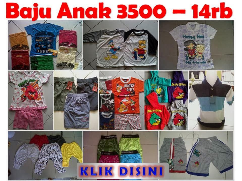 Pusat Grosir Distributor Baju Anak Muslim Tanah abang Murah