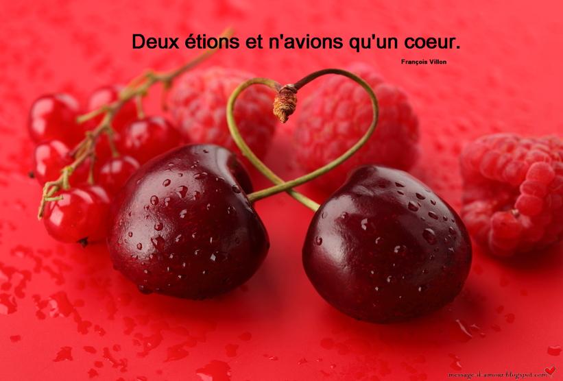 F vrier 2013 message d 39 amour - Coeurs amoureux ...
