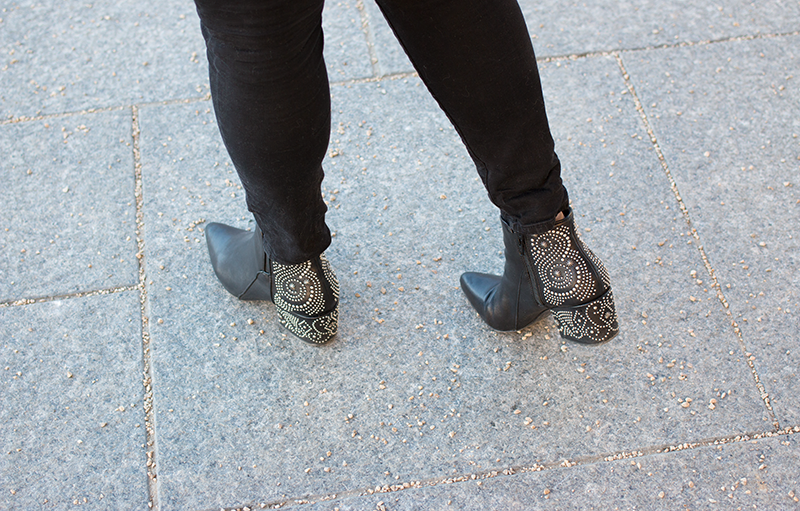 Belle by Sigerson Morrison embellished booties