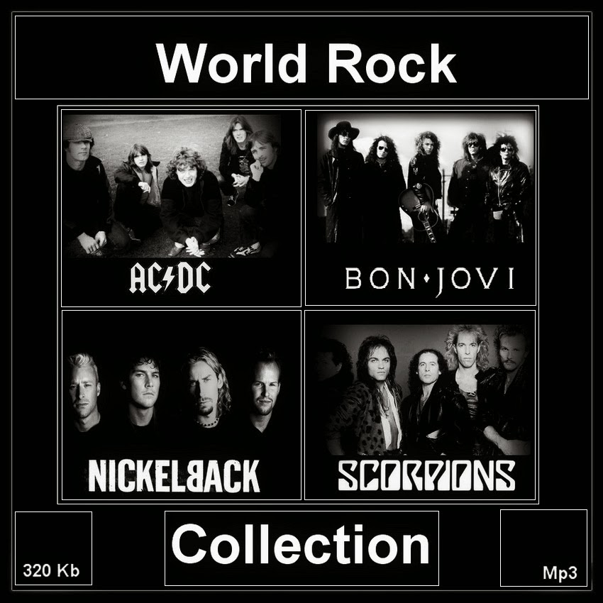 Word Rock Collection 2014