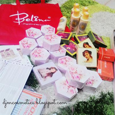 Belina Cosmetics