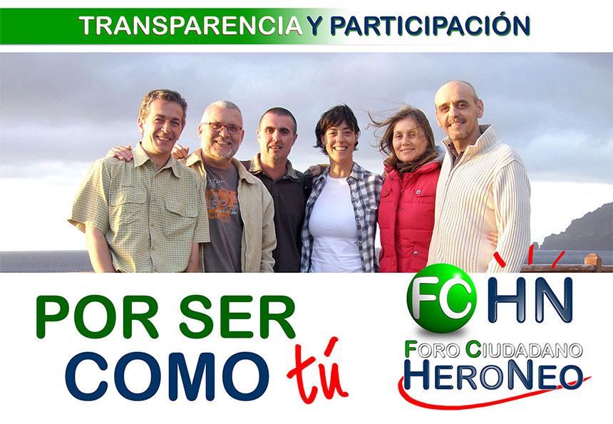 Foro Ciudadano HeroNeo