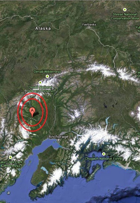 Magnitude 6.2 Earthquake of Willow, Alaska 2014-09-25