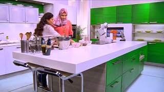 رانيا الجزار برنامج نص مشكل حلقة 18 4 2015