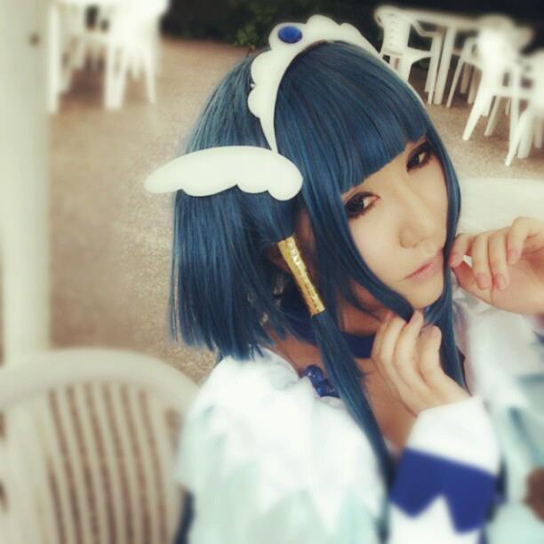 CosRain.Com Sakuya's COSPLAY -  Cure Beauty